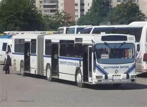 Autobuz la Oradea