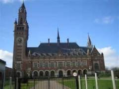 The Cort oj Justice Hague