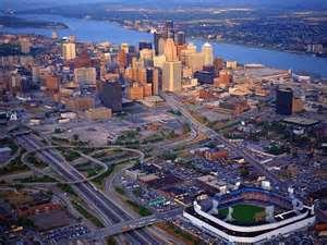 Detroit, sub incidenta  Falimentului