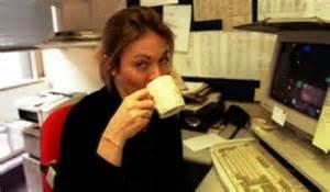 Cafeaua la birou