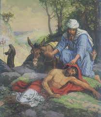 Pilda Samariteanului milostiv