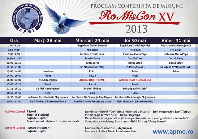 Program-ROMISCOM-2013