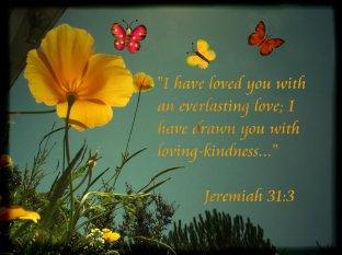 Jeremiah 31.3