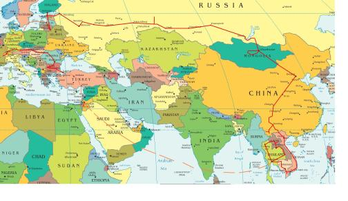 Partial-Europe-Middle-East-Asia-Partial-Russia-Partial-Africa-Map