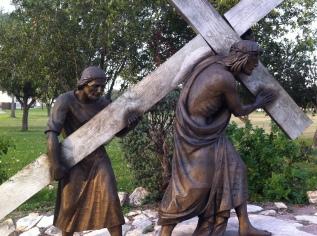 Simon cu crucea