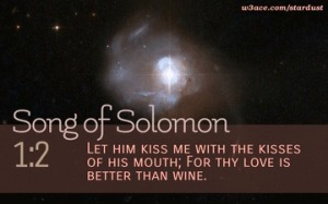 Song of Solomon 1.2