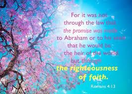 Neprihănirea prin credință