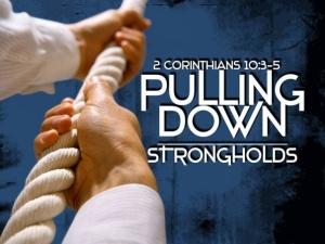 2 Cor 10 3-5