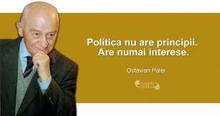 Octavian Paler, POLITICA