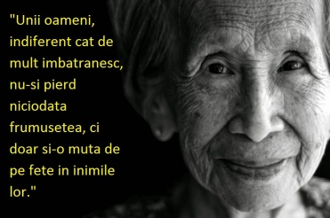 Batranetea in citate, aforisme, proverbe