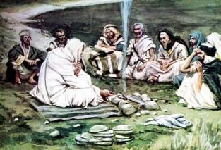 Isus si ucenicii