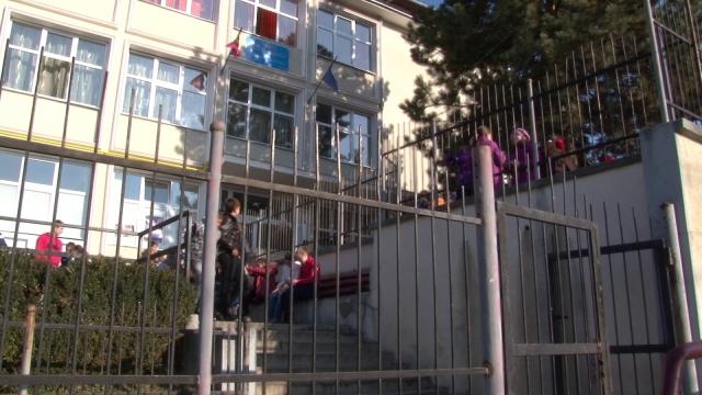 """Şcoala """"Avram Iancu""""  din Dej, judetul Cluj"""