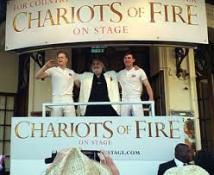 Eric Liddell erou de film CHARIOTS of FIRE
