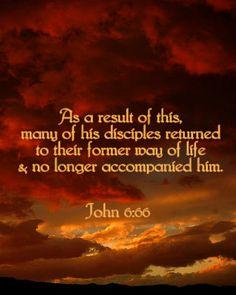 John 6.66