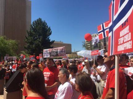 Protest Phoenix-AZ