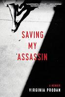 Saving My Assassin - disponibilă pe Amazon.com (de unde a fost preluată şi imaginea copertei)